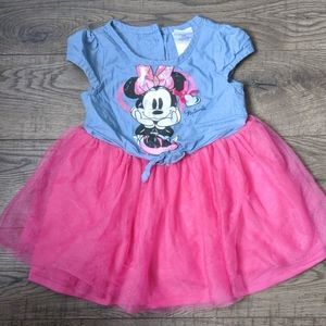 Disney Minnie Mouse Tutu Dress